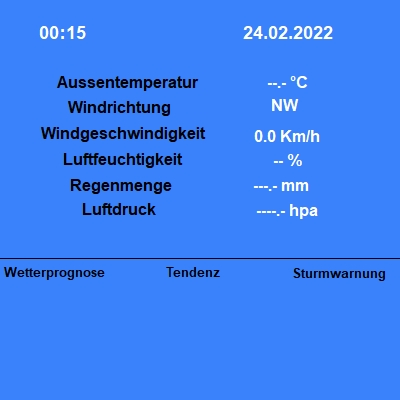 Wetterstation Bolzbach